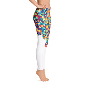 Color Pattern Leggings