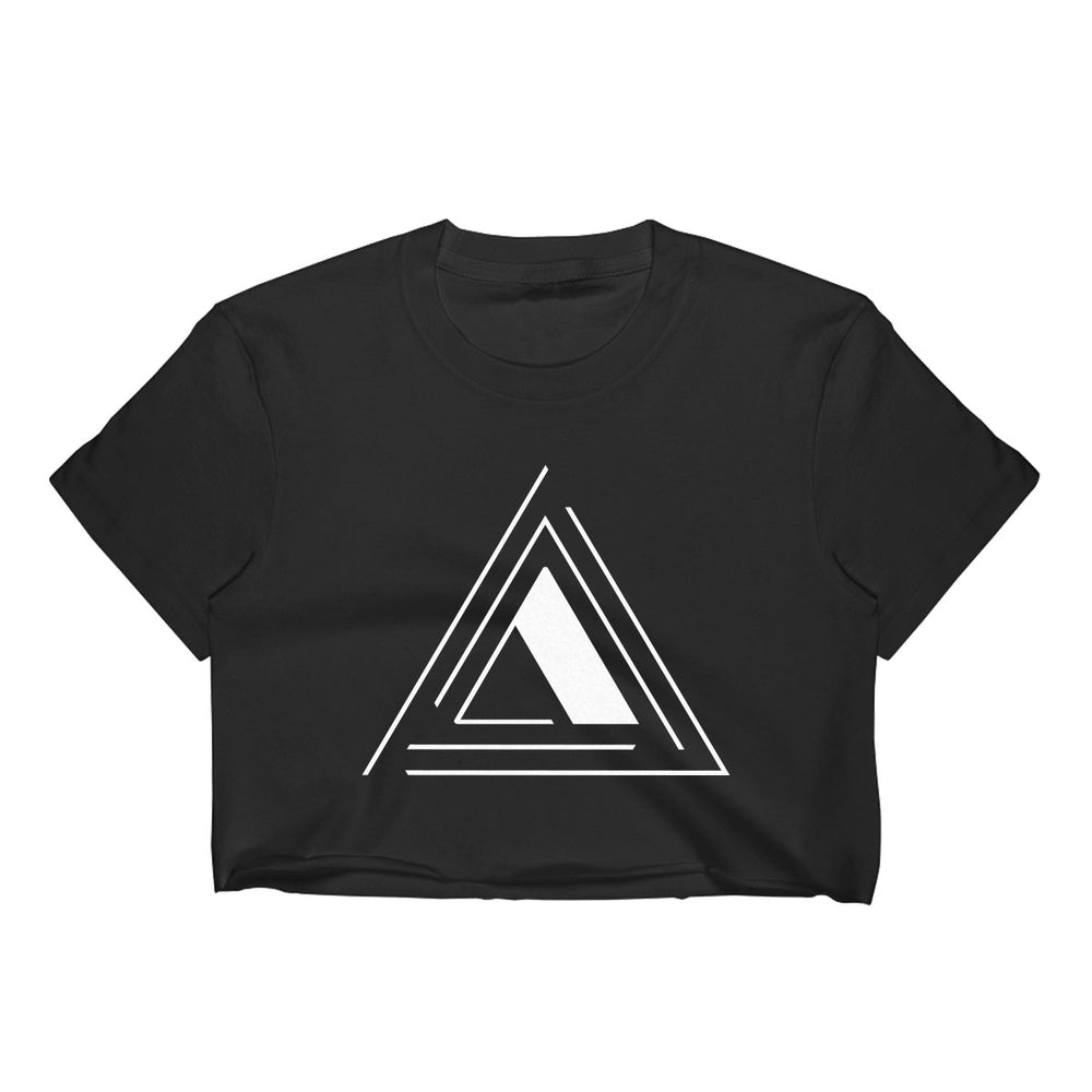 Tri Icon Crop Top