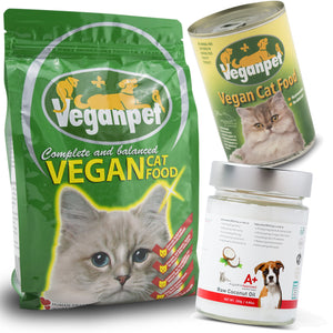 Vegan Cat Products