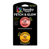 NEW! Fetch & Glow Ball - Small 5cm 2 Pack