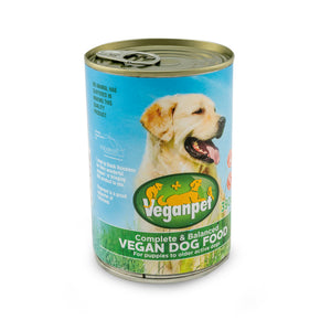 Veganpet Wet Dog Food Cans (Single / Bundle)