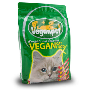 Veganpet Cat Food 1kg