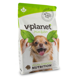 MINI BITES Kibble V-Planet (V-Dog) 2kg/4kg/6.8kg