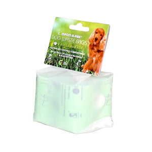 NEW! Compostable Dog Waste Bags