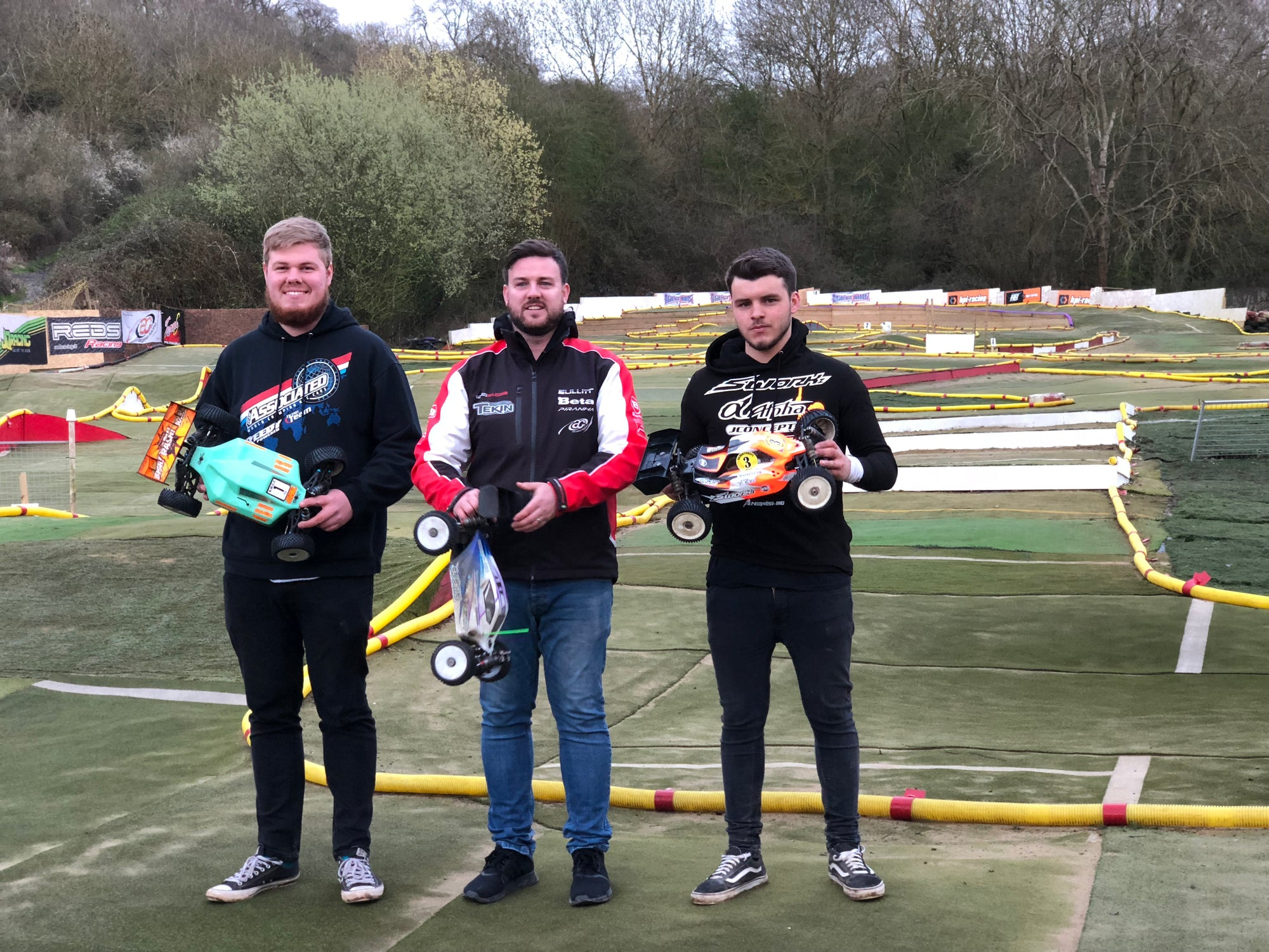 UK eBuggy & Truck national round 1