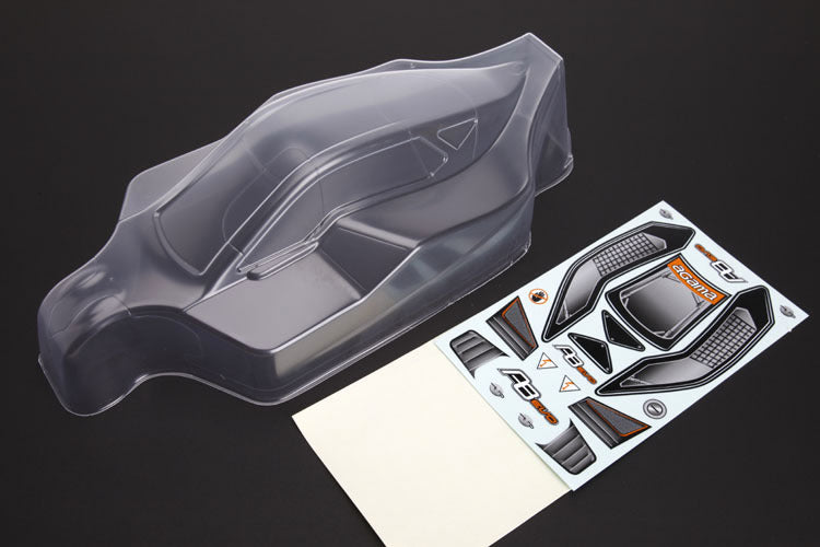 0012 A8 Standard Body Shell - Clear