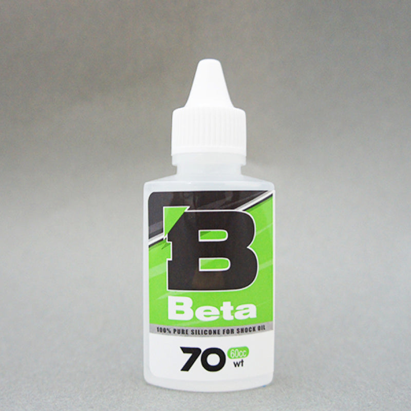 BE9070 70wt Silicon Shock Oil (60ml)