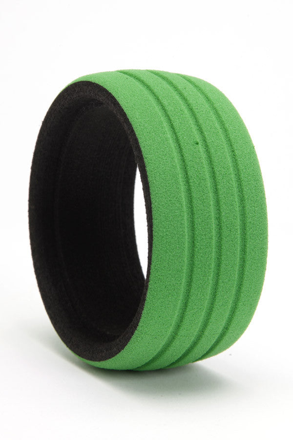 BE2010 BETA Green/Black Medium Foam