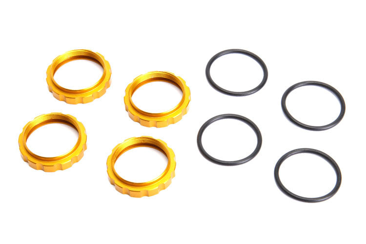 6252G Shock Adjustment Collars - Gold