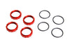 6252R Shock Adjustment Collars - Red (A319)
