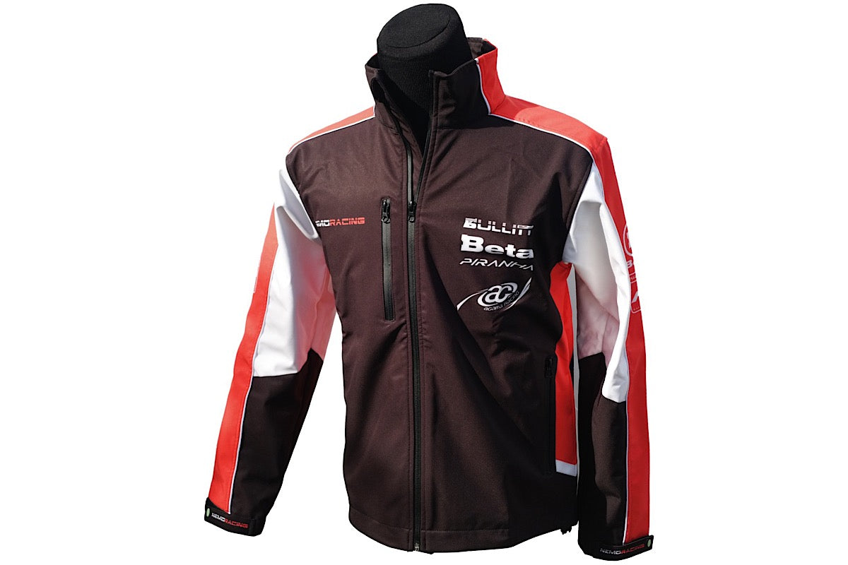 NMR003 Official Factory Team Softshell Jacket 2017
