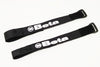 BE4200 Electric Buggy Battery Straps (2)