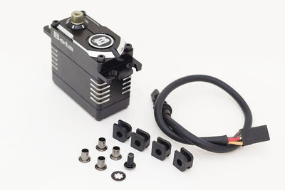 REFURBISHED BE4505/BE4506 Beta BE2-3310/BE1-2808 HV Ultra Torque Digital Race Servo REFURBISHED