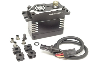 BE4506 Beta BE2-3310 HV Ultra Torque Digital Race Servo
