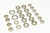 BE4803 A215SV Japanese Metal shield bearing set NSK