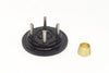 BE6401 BETA Aluminium Flywheel and Collet (2)