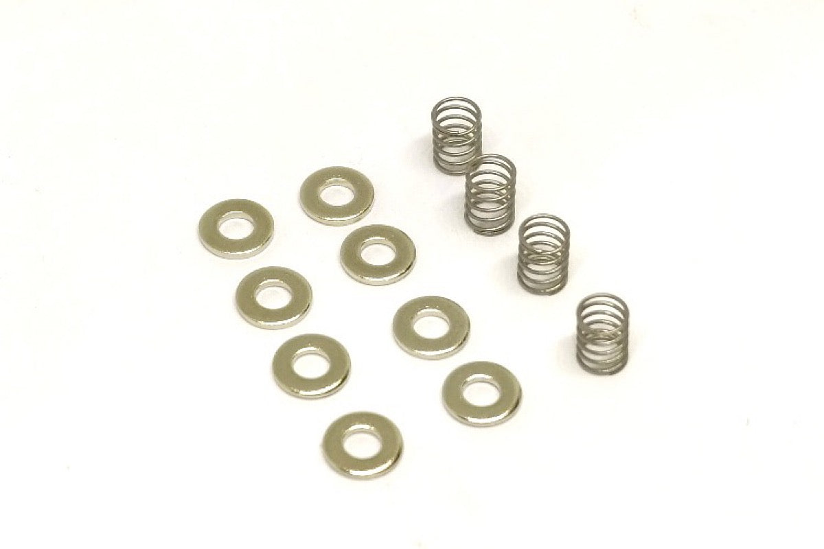 30011 brake spring with washer 3x8x0.7 (A319)