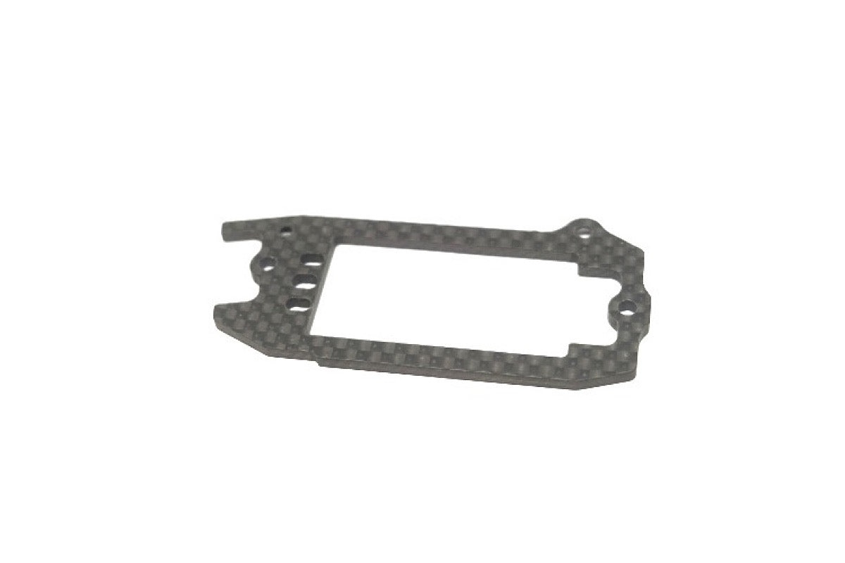 31008-1 steering servo carbon plate (1) (A319)
