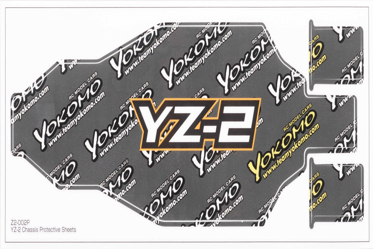 Z2-002P Chassis protective sheet for YZ-2