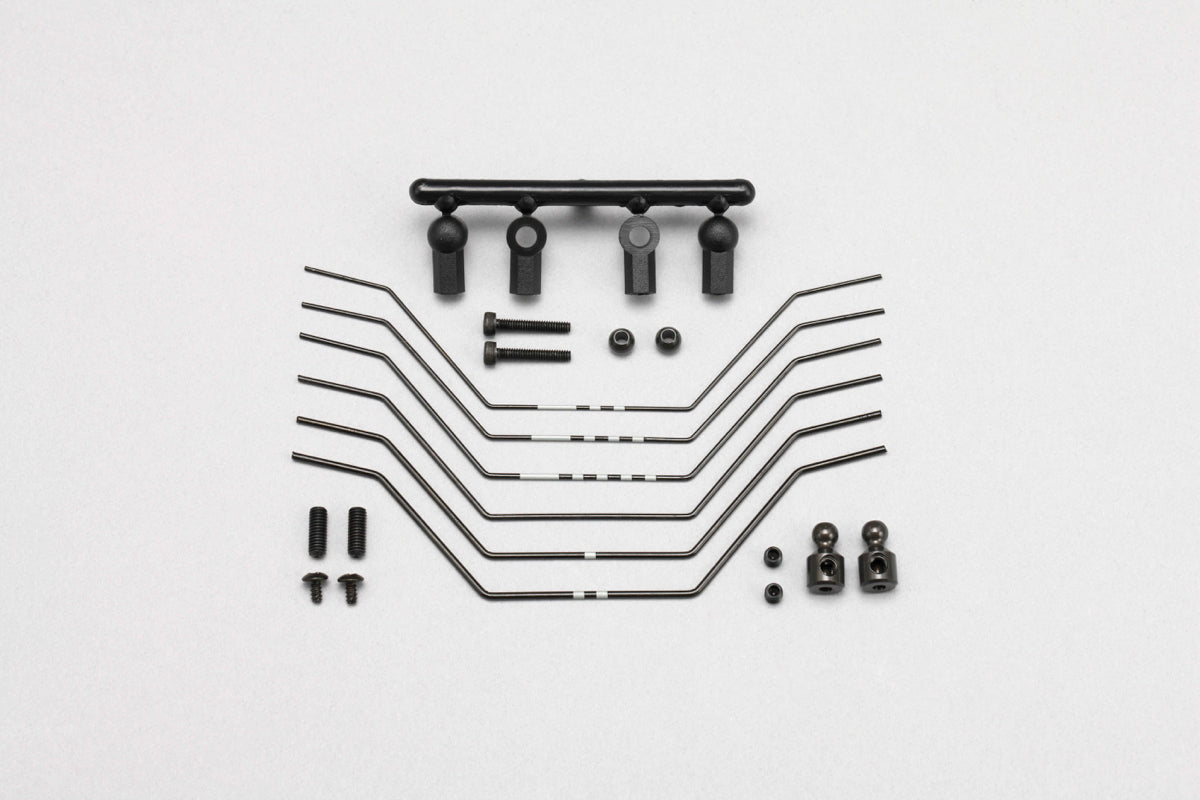 Z2-412F3	Front anti roll bar set(New arm compatible/6 bars)for YZ-2 series