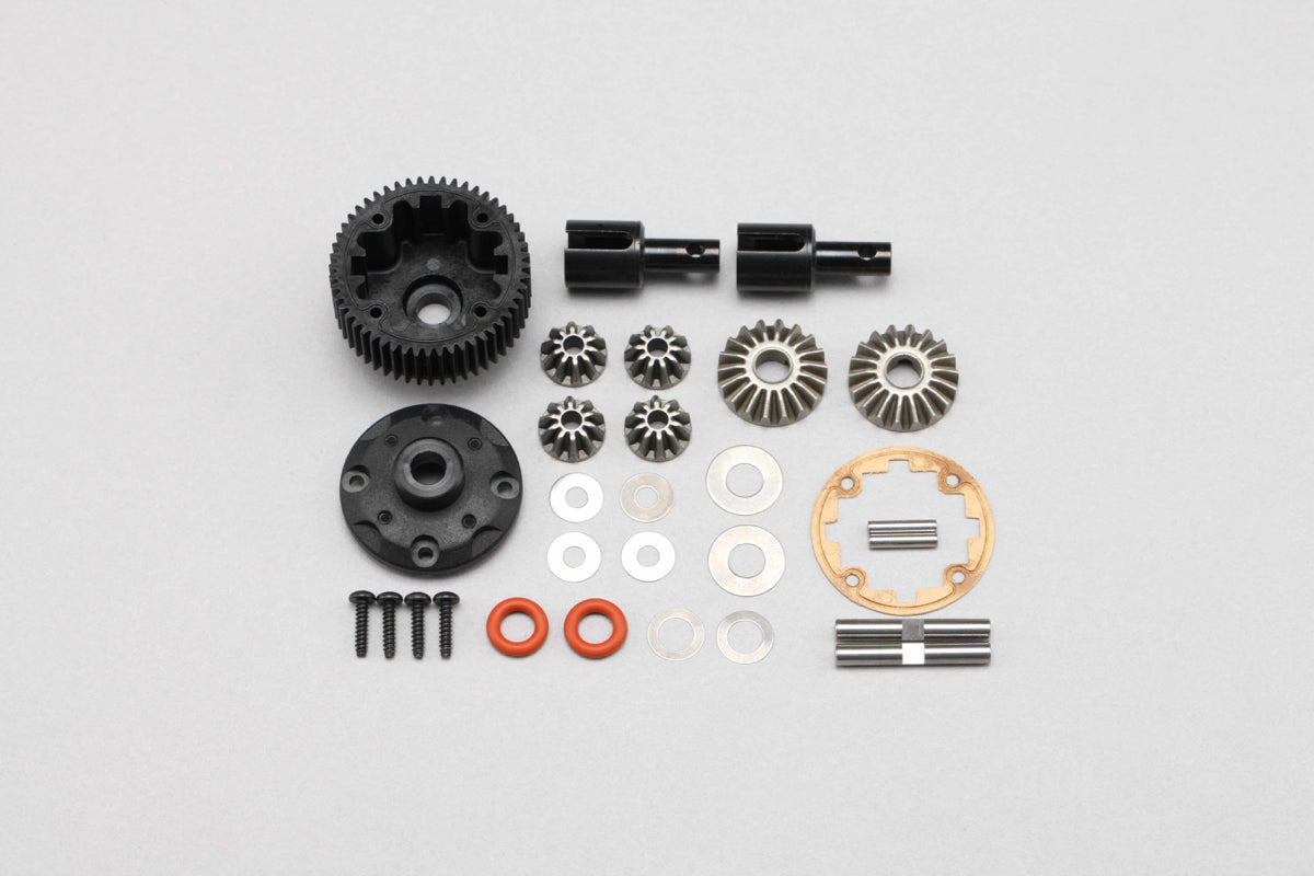 Z2-500MG	Metal gear diff kit (High capacity) for YZ-2 series