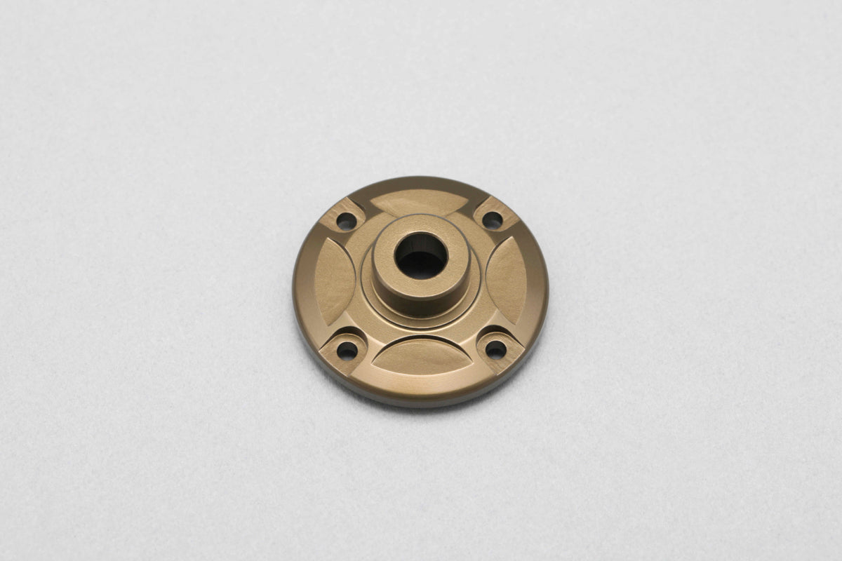 Z2-503GHC	Aluminum gear diff case cap (Hard coat) for YZ-2/YD-2 series
