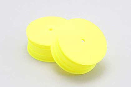 B4-821	Front wheels (yellow) for YZ-4