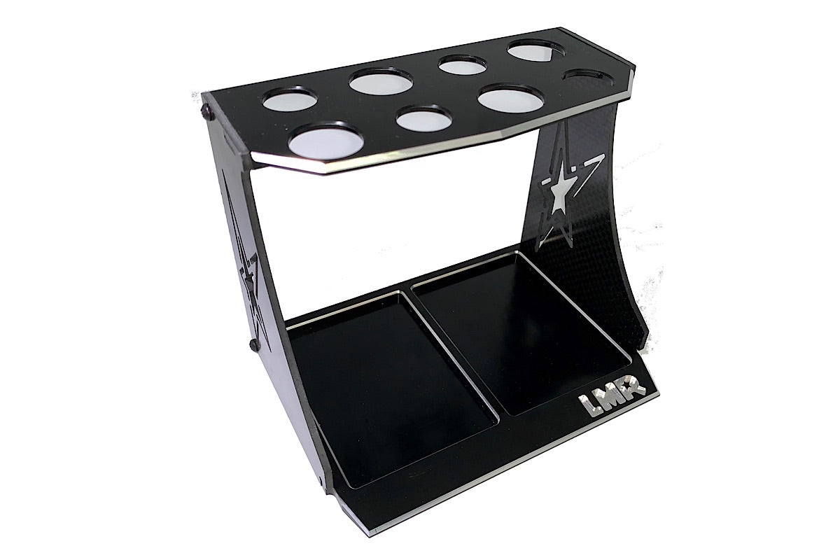 LMR1018 LMR Hybrid Shock Stand / Parts tray