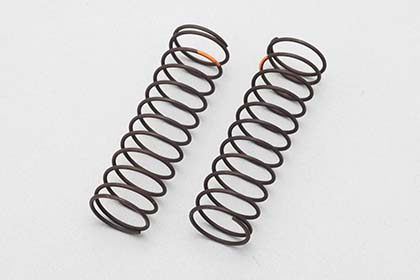 YS-A1175	Big bore shock rear spring (Orange) All round