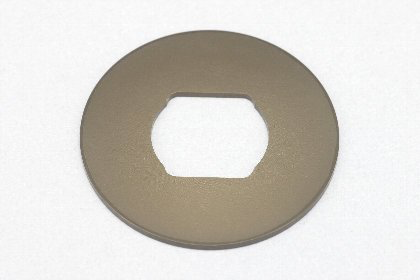 S4-303P1	Slipper disc plate (hard anodized)