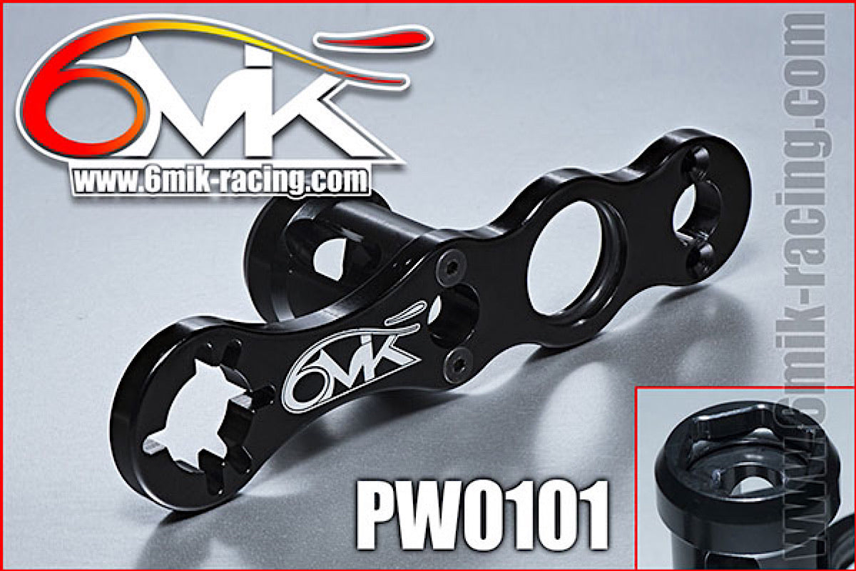 6MIK Optima Wheel & Clutch Tool
