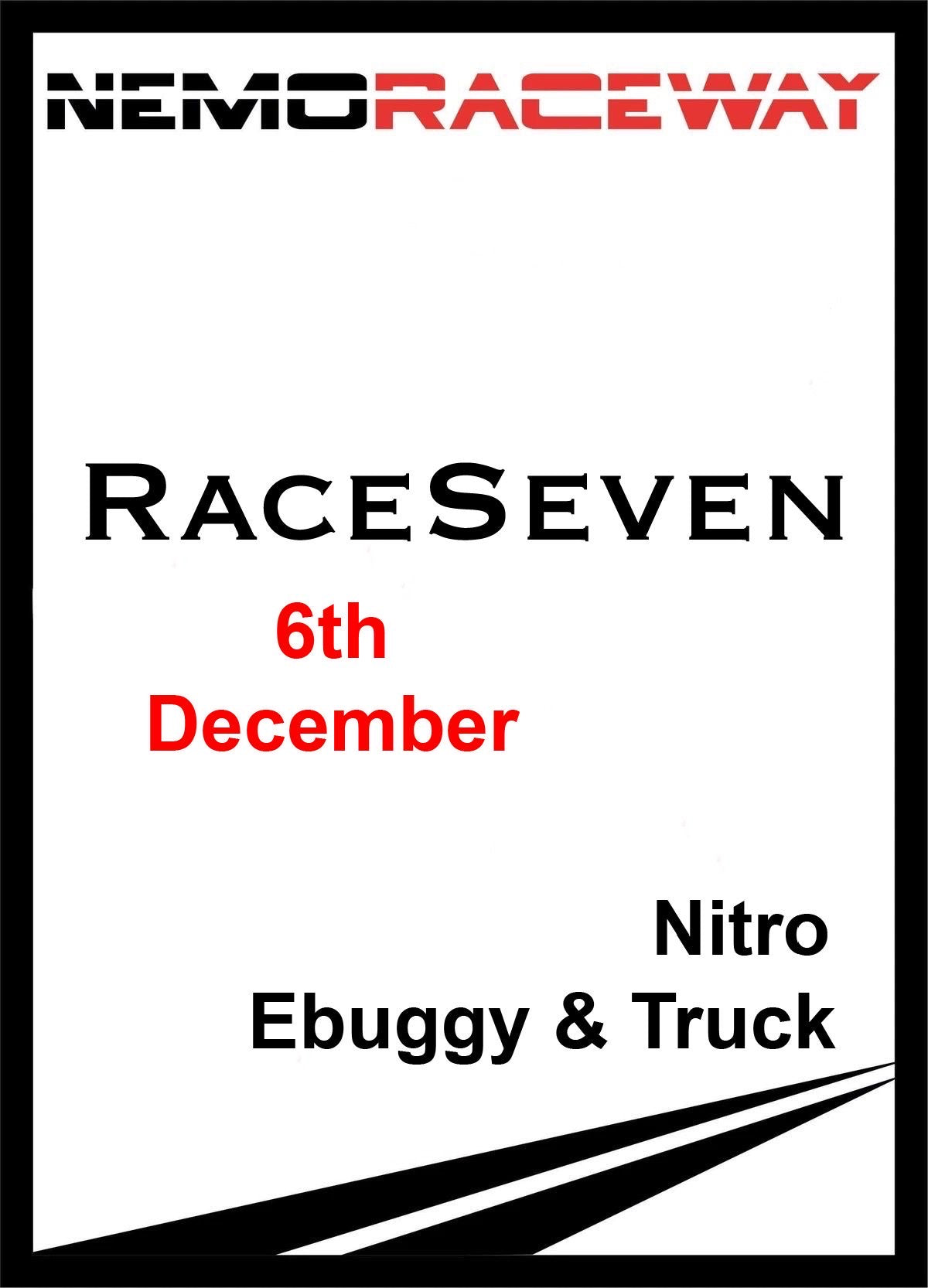 RaceSeven 6th December