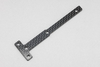 S4-003FC	Graphite front chassis blace plate