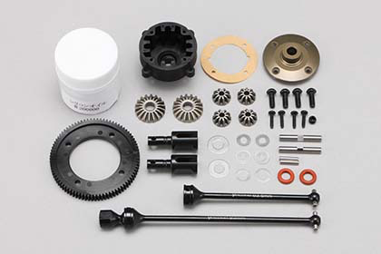 S4-504	Center gear diff set