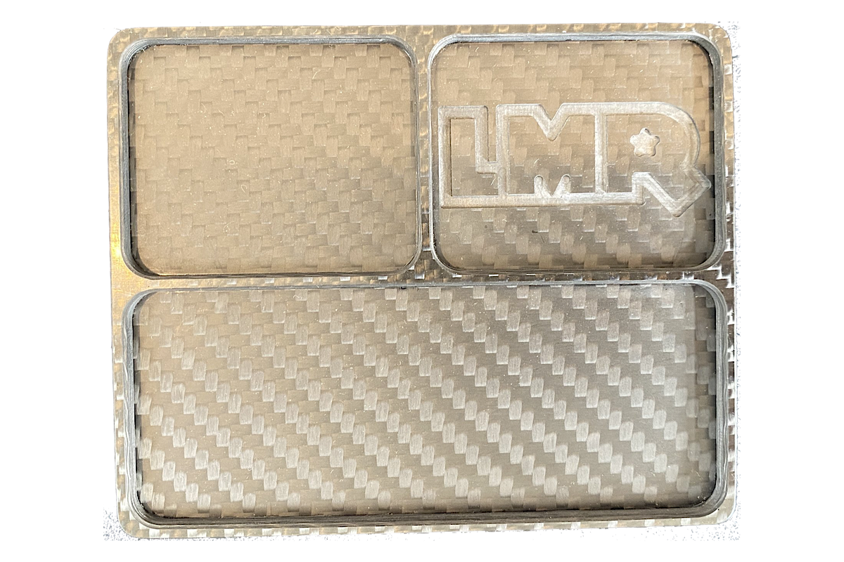 LMR Carbon Fibre Parts Tray