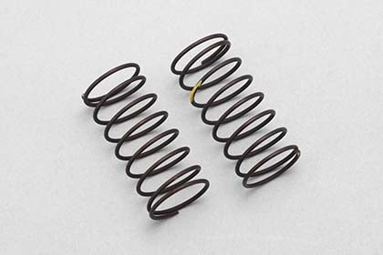YAS-825	Big bore shock front spring (Yellow)