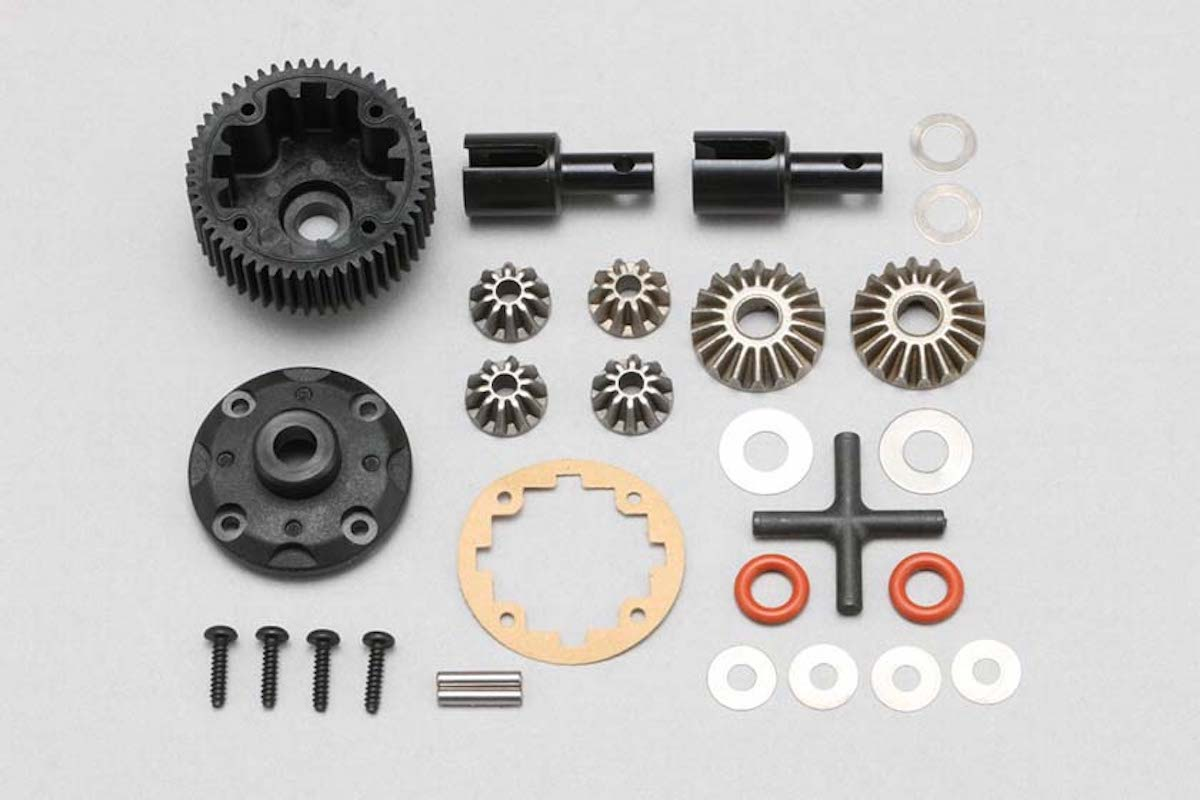Z2-500MG3 Metal gear diff kit (High capacity) for YZ-2 series