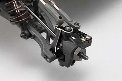 Z4-41308 Aluminum front steering hub carrier (8dig) for YZ-4