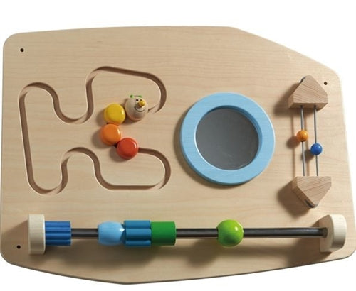 """Motor Skills C"" Sensory Learning Wall by HABA"