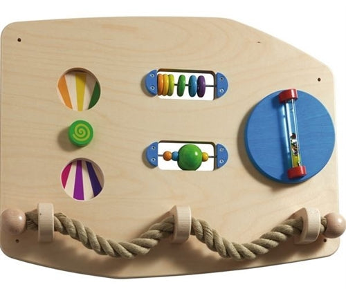 """Motor Skills D"" Sensory Learning Wall Panel by HABA"