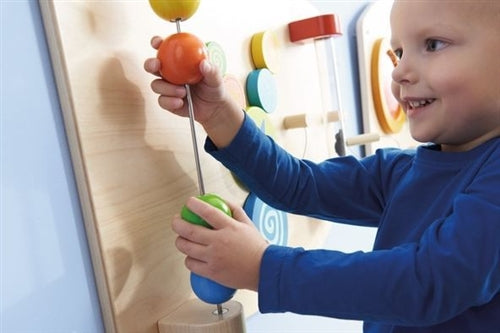 """Motor Skills E"" Sensory Learning Wall Panel by HABA"
