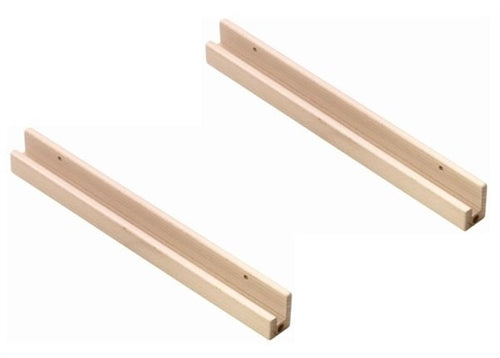 Set of Upper & Lower Sensory Wall Guide Rails by HABA