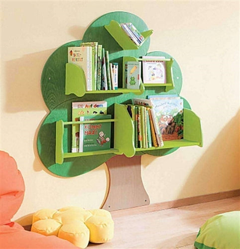 Book Tree Display by HABA