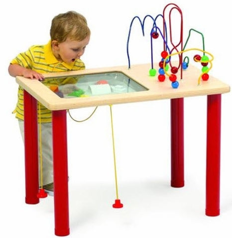 Bead Blast & Vehicle Venture Sand and Activity Table