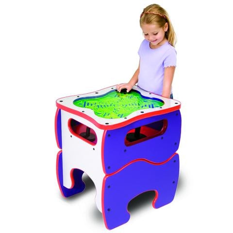 Glow Maze Kids Activity Play Table