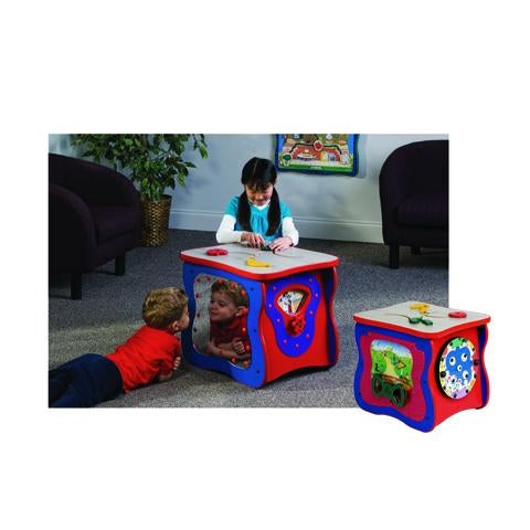 Healthy Toddler Activity Island Play Cube