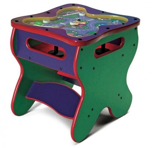 Magnetown Waiting Room Kids Activity Play Table