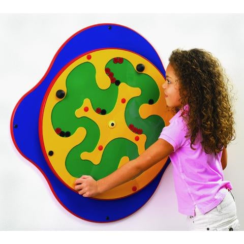 Mega Mazer Wall Toy-Made in USA