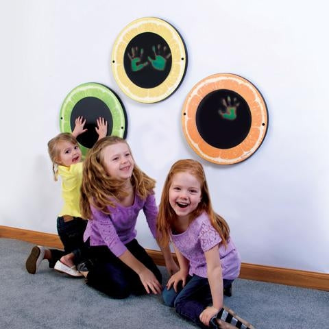 CITRUS MAGIC Set of 3 Wall Toys, Made in USA