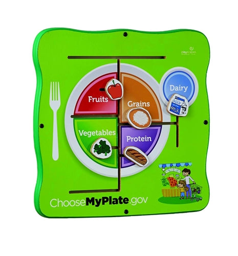 MyPlate Matchup Wall Toy